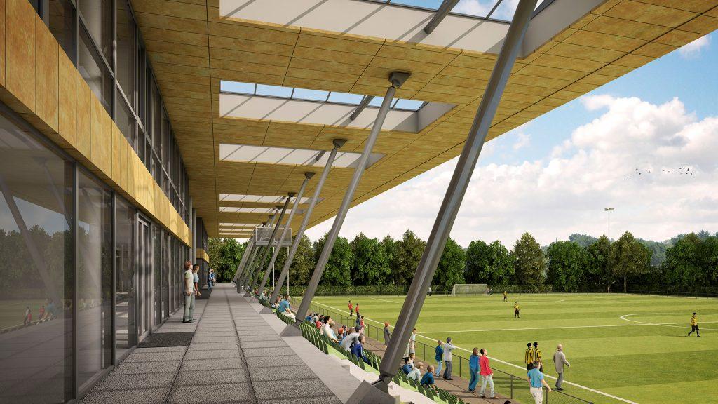 Vitesse: trainings- en opleidingsaccomodatie