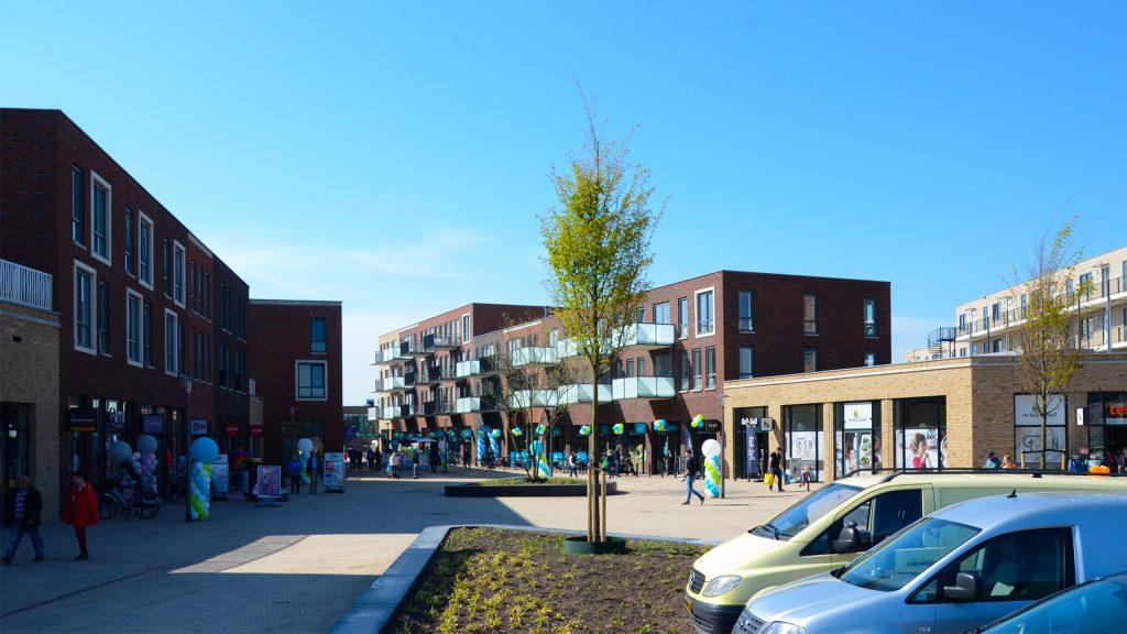 Winkelcentrum Schuytgraaf