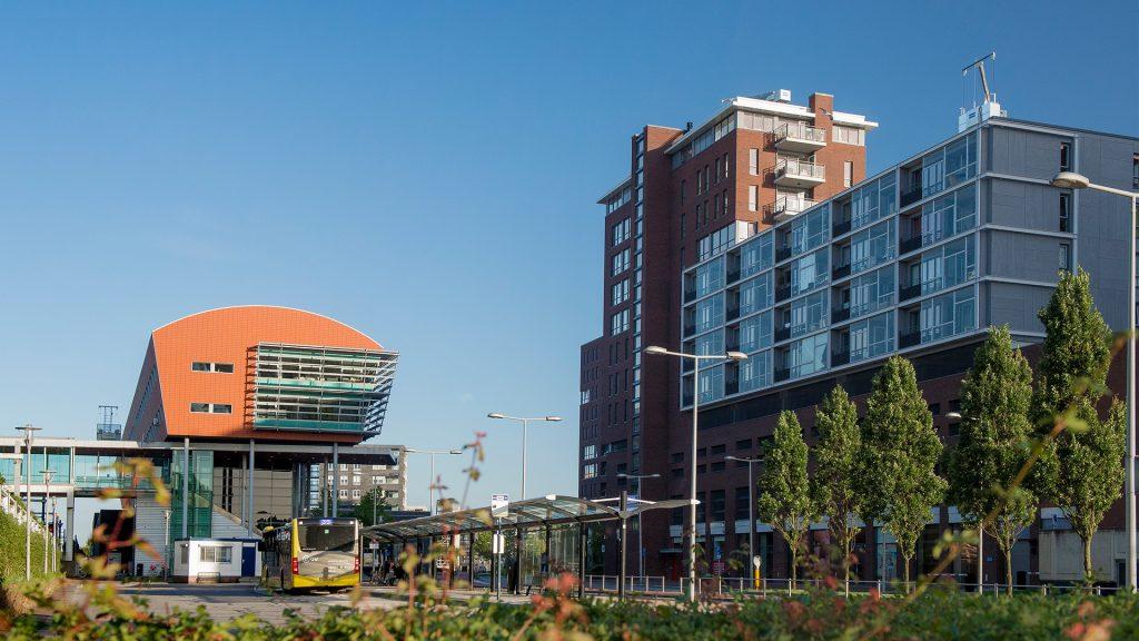 MAR'CS: woon- en winkelcomplex aan Bisonspoor in Maarssen