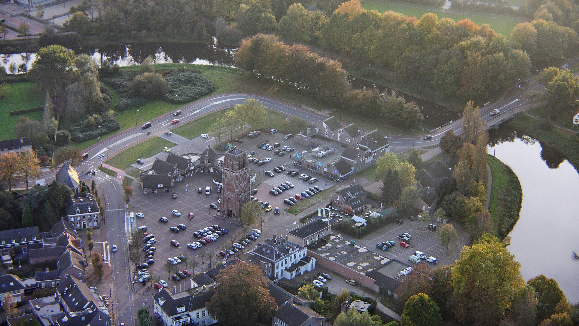 Bestaande situatie Sint-Michielsgestel