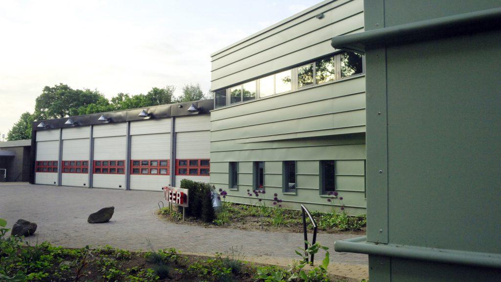 Brandweerkazerne Doorwerth