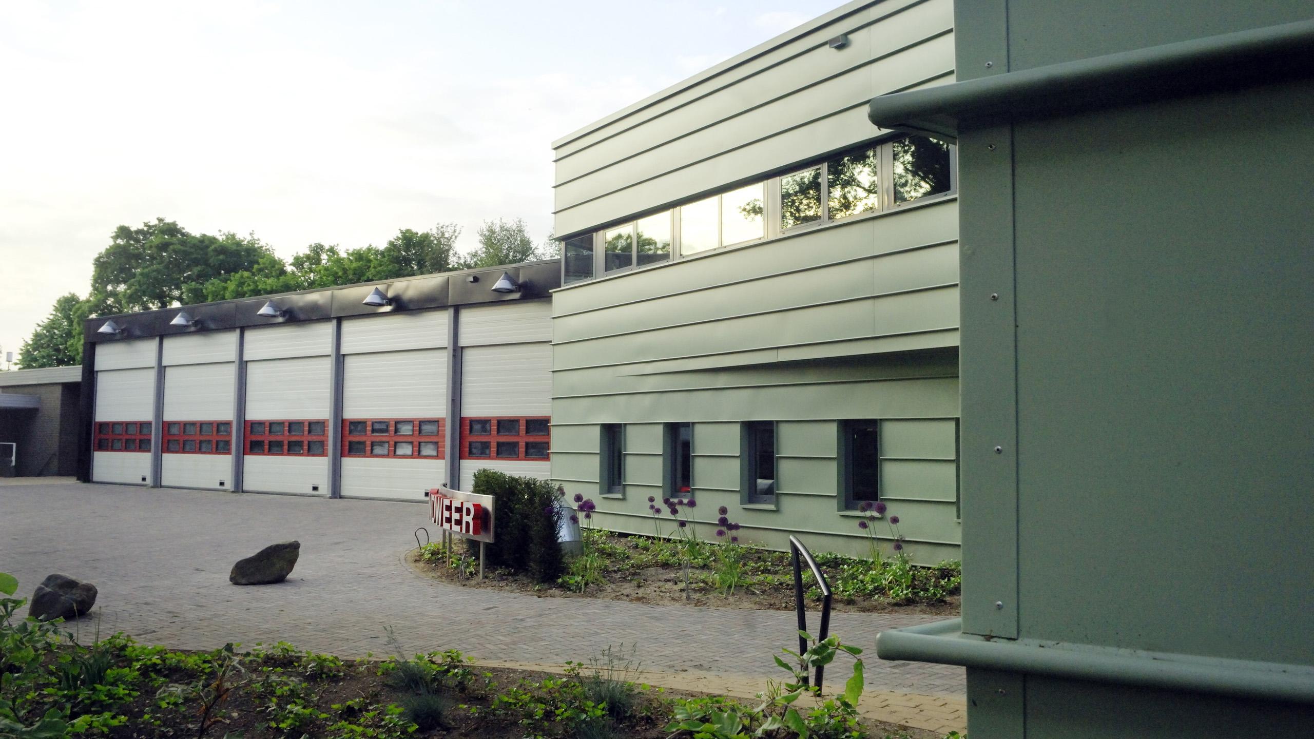 Brandweerkazerne Doorwerth_Weusten Liedenbaum Architecten
