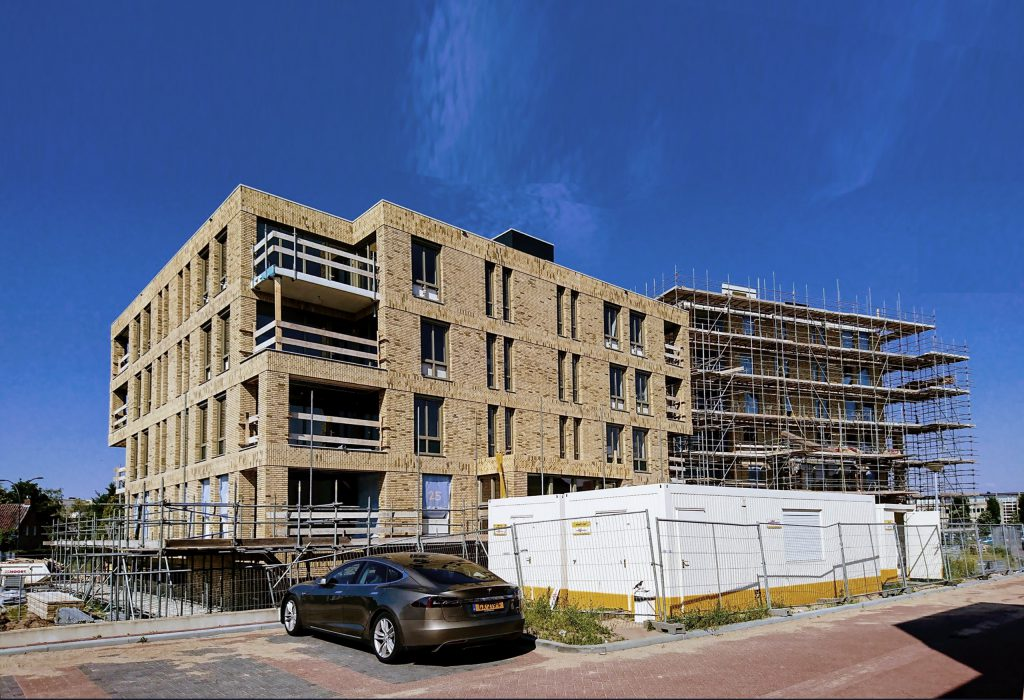 40 Appartementen in de Contreie Oosterhout