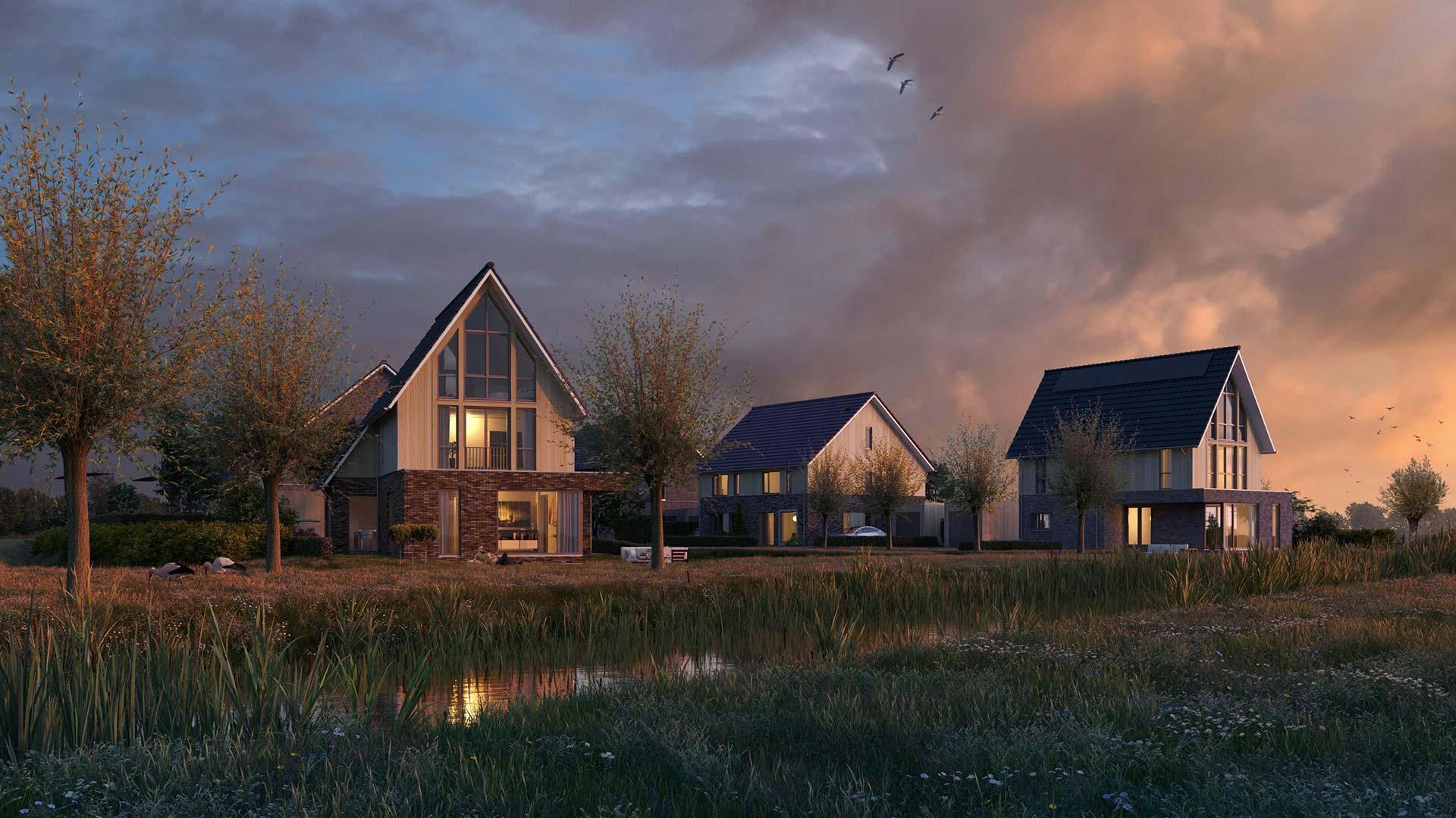 Beektuin-villa's_Nijkerk_Weusten-Liedenbaum-Architecten